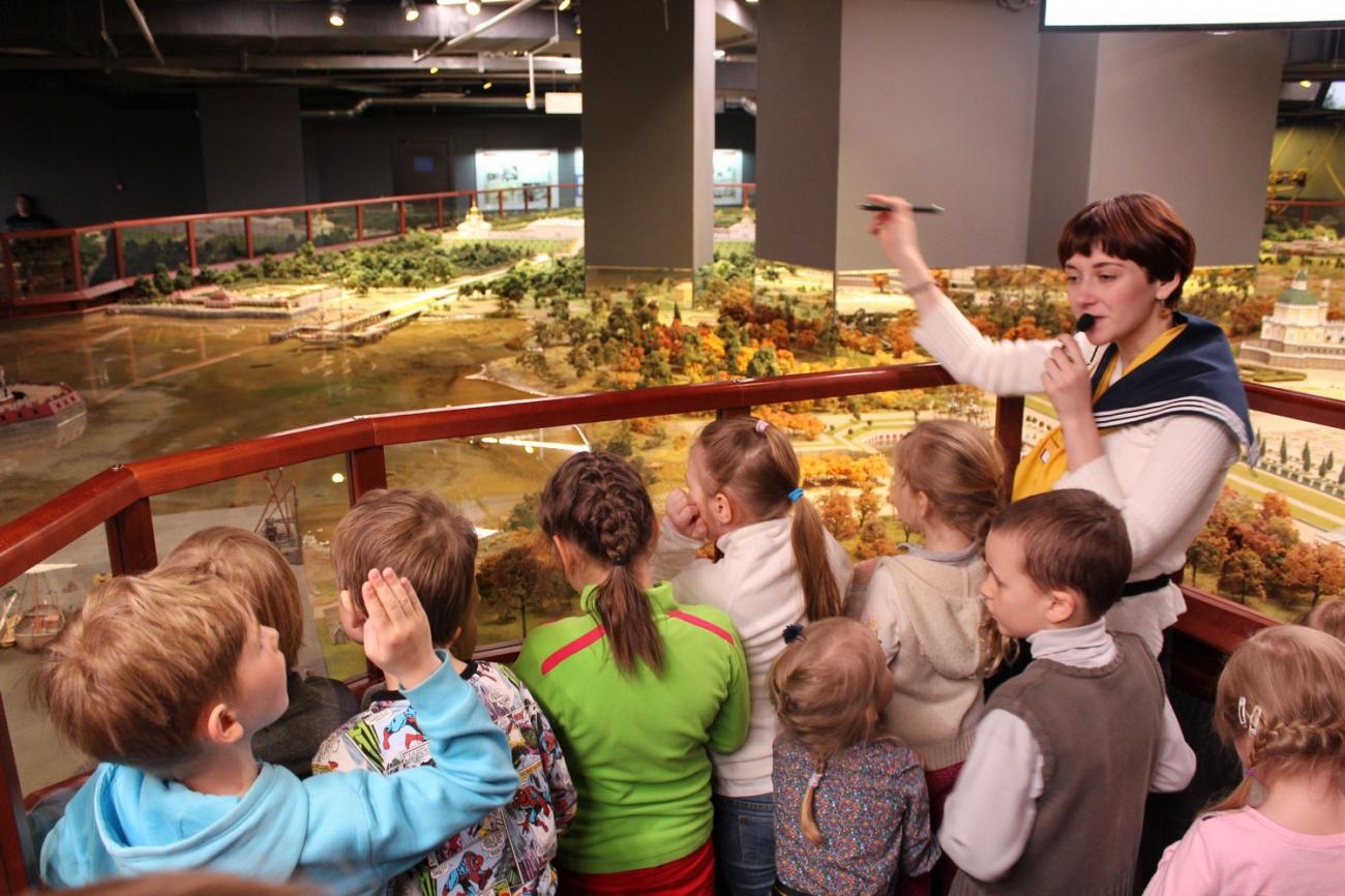 Фото детей в санкт-петербурге